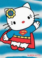 super kitty... by hightower67