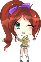 Contest Prize: Curly by In3ity