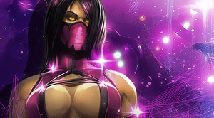Mileena by eskeleton22