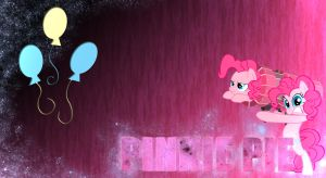 Pinkie Pie wallpaper by Ex4don
