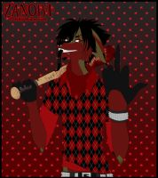 This Is Zanobi. He Loves You. by Nocturia