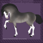 1038 Group Horse Import by Cloudrunner64