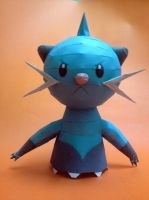 Dewott WIP by riolushinx