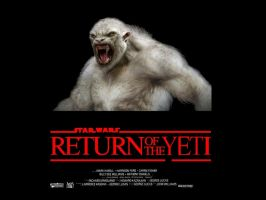 Return of the Yeti by RaySark