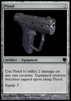 Pistol by tuanews