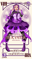 Magical Aventures - Manina's Pactio Card by Minouze