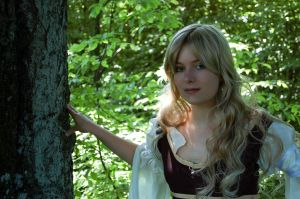 Lord of the Rings cosplay - The Tree by haricovert-cosplay