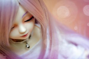 Sleeping Goddess II by AidaOtaku-BJD