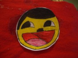 Hitler Awesome Face by iGlompy