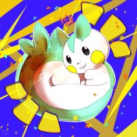 Pachirisu by yellowhima