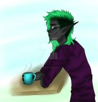 Lonruil's morning tea by ButtPirateCas