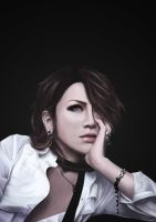 Ruki Vocalist of Gazette by choyuki