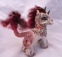 My little pony custom kirin Shinrin Neko by AmbarJulieta