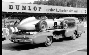 Mercedes W196 (Germany Test 1955) by F1-history