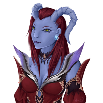 Commission - Shala Jarias 2 by duranin