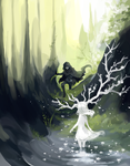 wandering tree by robotfish