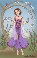 Gift- Christine, Rapunzel Style by Supremechaos918