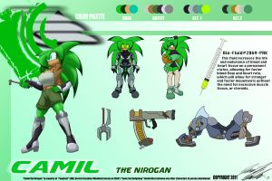 Camil, official reference by Toughset