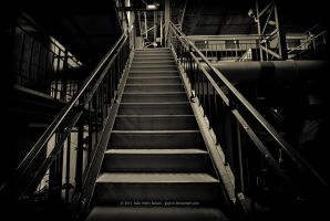 Iron Stairs by jpgmn