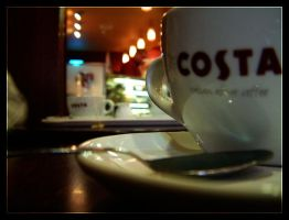 Cafe Costa by Prain