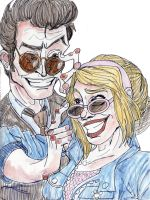 Welcome to the Fifties, Rose Tyler by DitaDiPolvere