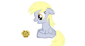 Derpy Hooves Filly by ikillyou121