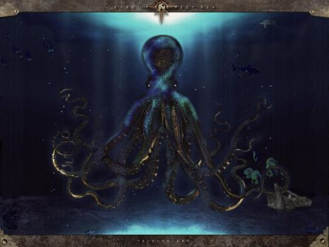 king of the deep sea V2 by thisign