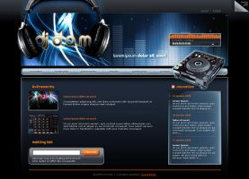 dj d.a.m. web site by neverdying