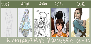 2008 - 2012 by NamikazeH4