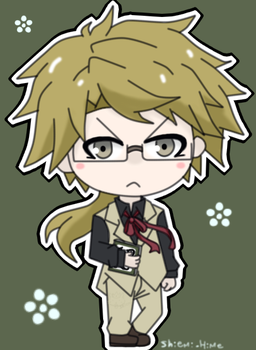 Kunikida Doppo [Sticker] by Shiemi-Hime