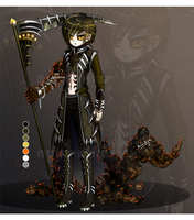 Auction : Grim Reaper [CLOSED!] by Nuku-Niku