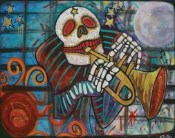 Day of the Dead by barbosaart