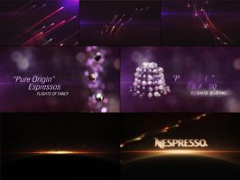 Nespresso - concept for brand film by thedk2