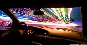 light speed car by msun