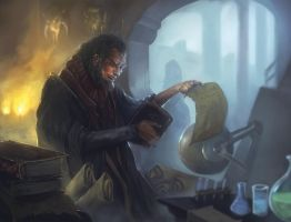 Alchemist of the Long Doctrine by TSRodriguez