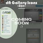 dA Gallery Icons : Zen by MadeInKobaia