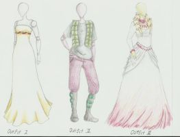 Outfits by Anime-Ani