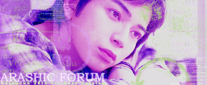 MatsuJun BirthD header by frago86