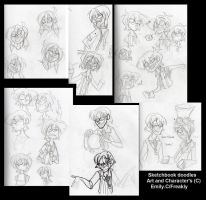 Sketchdump 3052013 by Freakly-Show