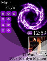 Mobile Player ::Music Player:: by Kemaru