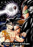 Dragonball SF capter 1 by BK-81