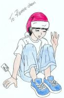 Birthday_X-mas gift: Renee by Rho-sama