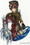 Piers last BSAA mission by Chibi-Goddess-Ny