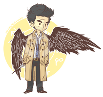 Cas by MistahLevi