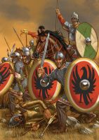 Army of Diocletian by JohnnyShumate