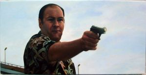 Tony Soprano by benw99