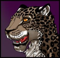 Persian Leopard by Sephiroth-Strife
