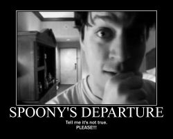 Motivation - Spoony's Departure by Songue
