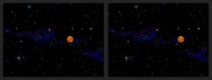 Cross view Deep space by shawnrl61