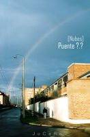 Nubes -puente?- by Jucaro